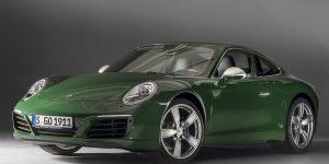 """Porsche 911 """"Un Millón"""". Foto cedida por 9OncePlus"""