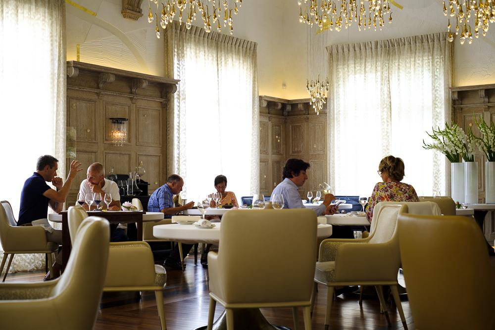 Ambiente general en el Restaurante