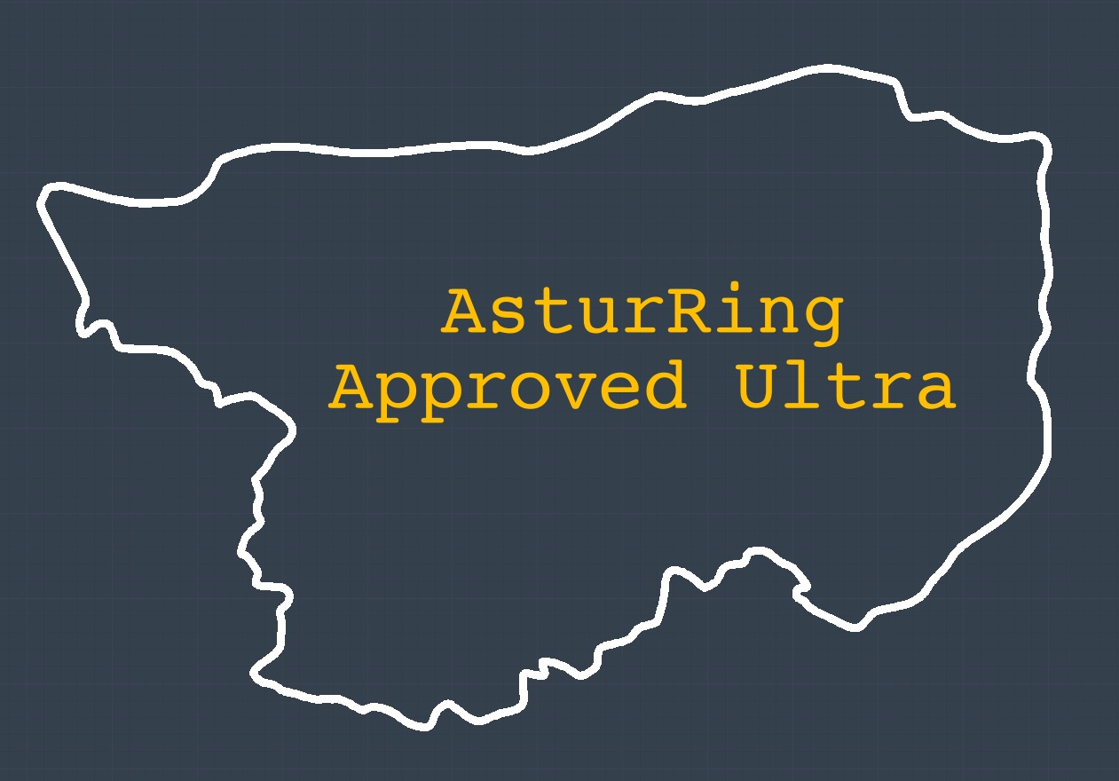 Nuestro sello AsturRing Approved Ultra