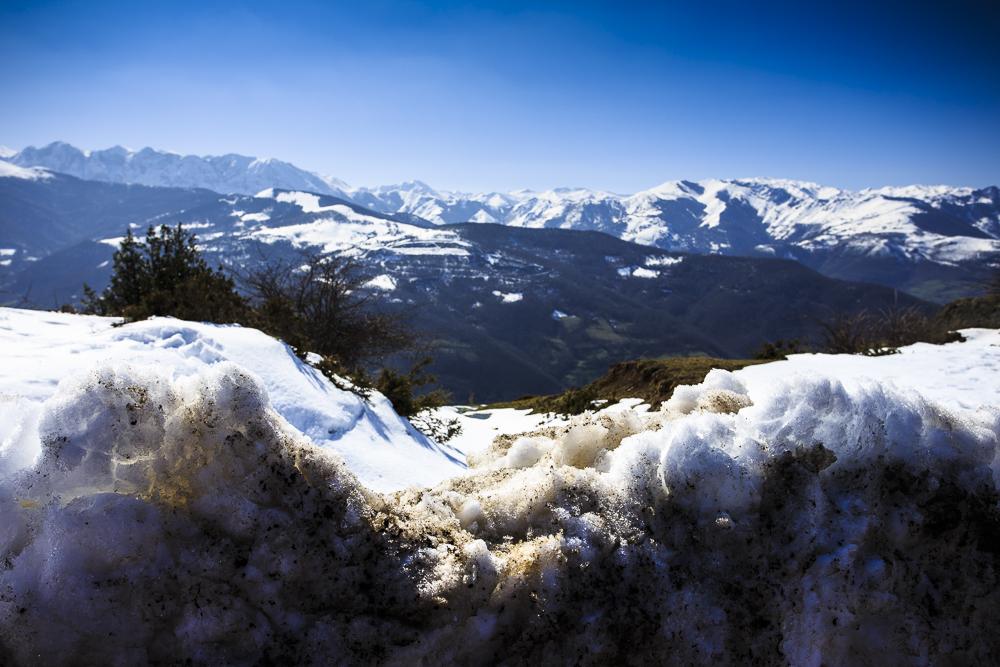 Desde el Alto de la Cobertoria mirando al Sur.
