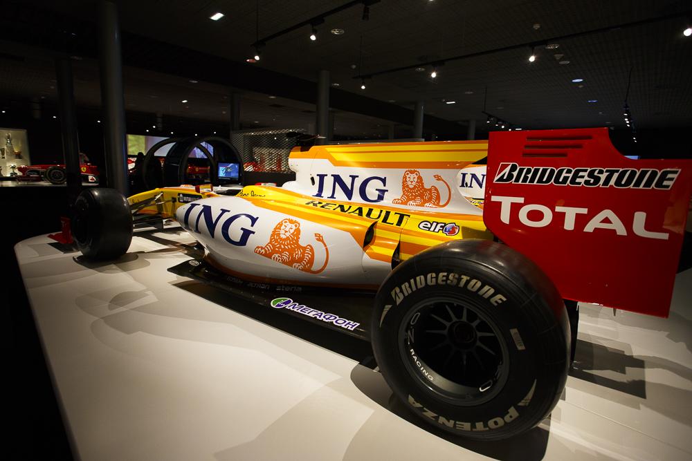 Renault. Segunda etapa.