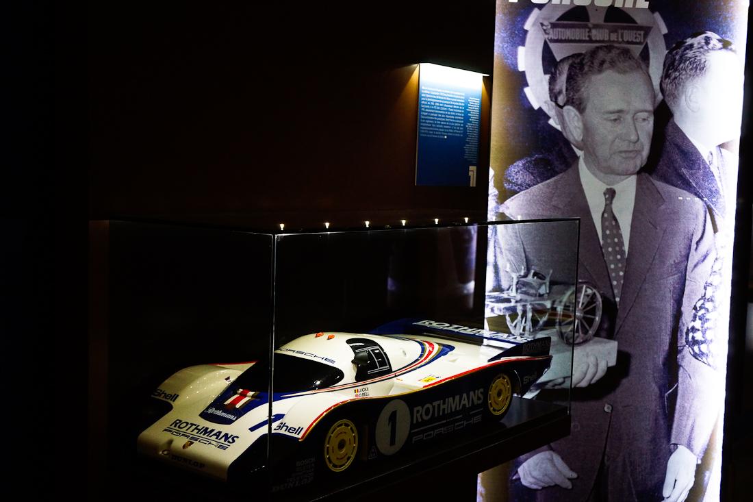 Ferry Porsche será recordado siempre en Le Mans!