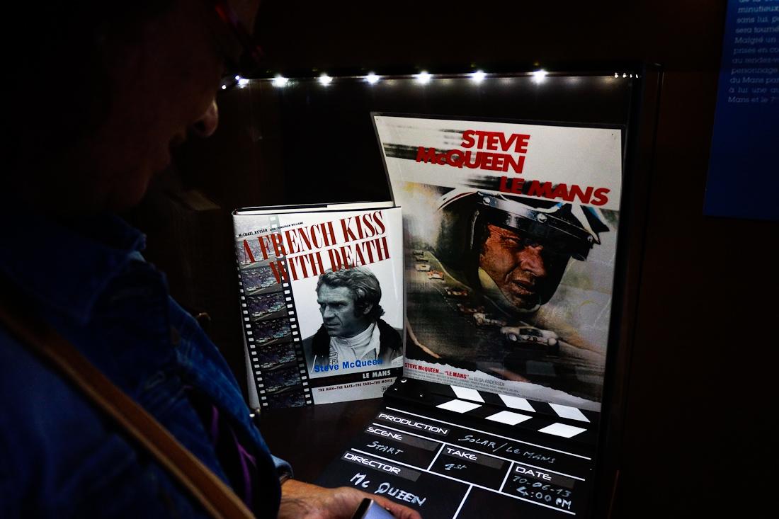"""Quien no ha visto """"la película"""" de Steve McQueen?"""