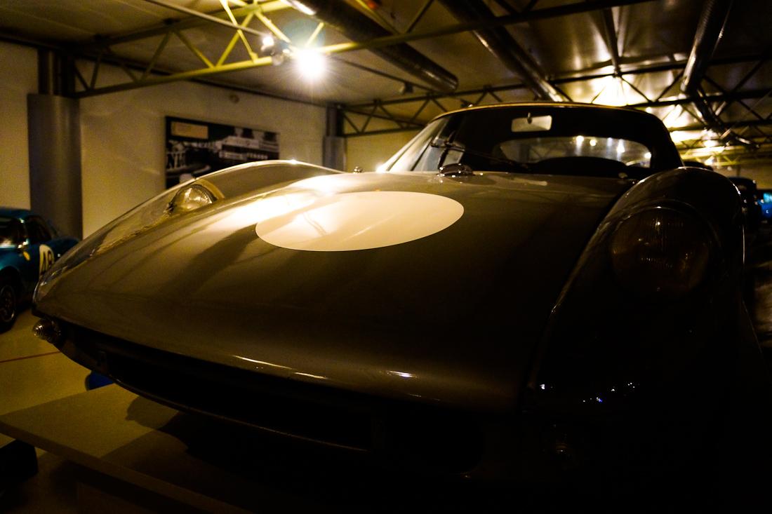 Porsche 904 GTS. Participante en Le Mans 1964 y 1965.