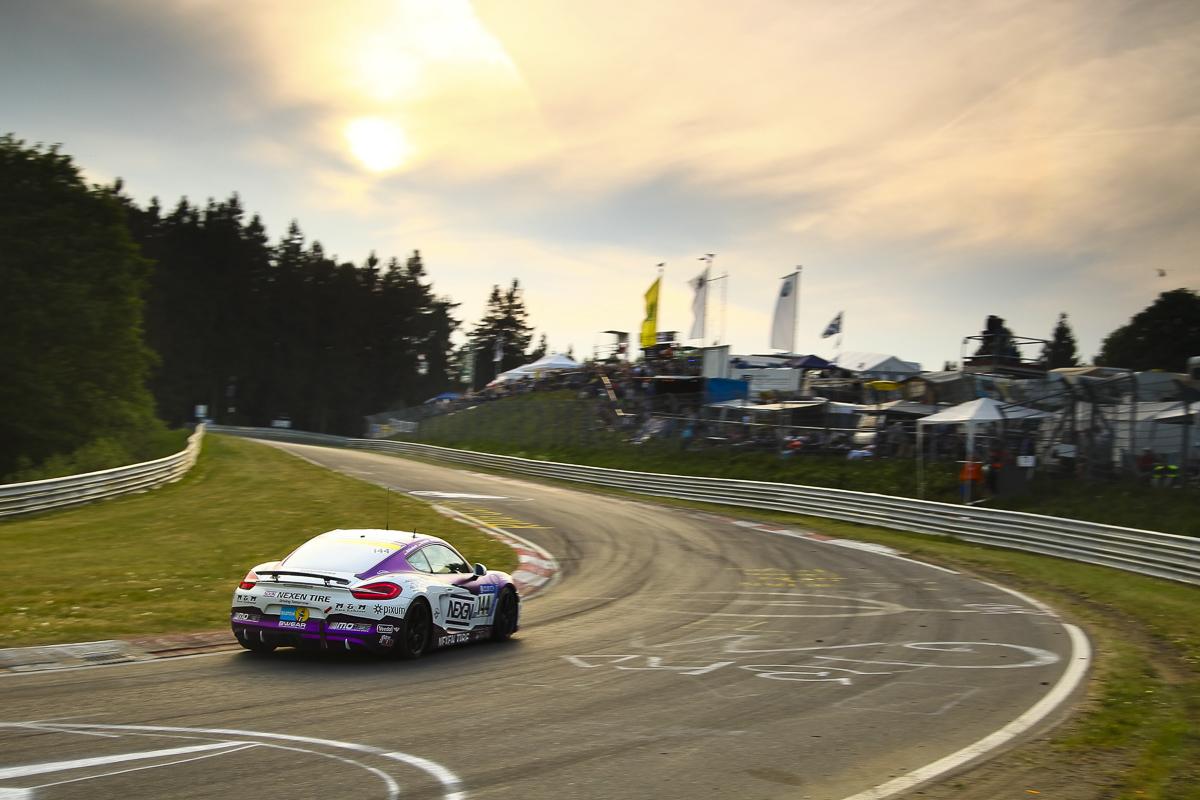 Victoria para Carlos Arimón en las 24 Horas de Nürburgring. Foto cedida por 9OncePlus.