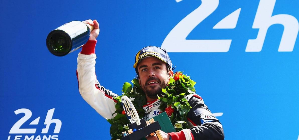Fernando Alonso. El Maestro.