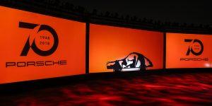 Gran angular: 70 años de historia Porsche.