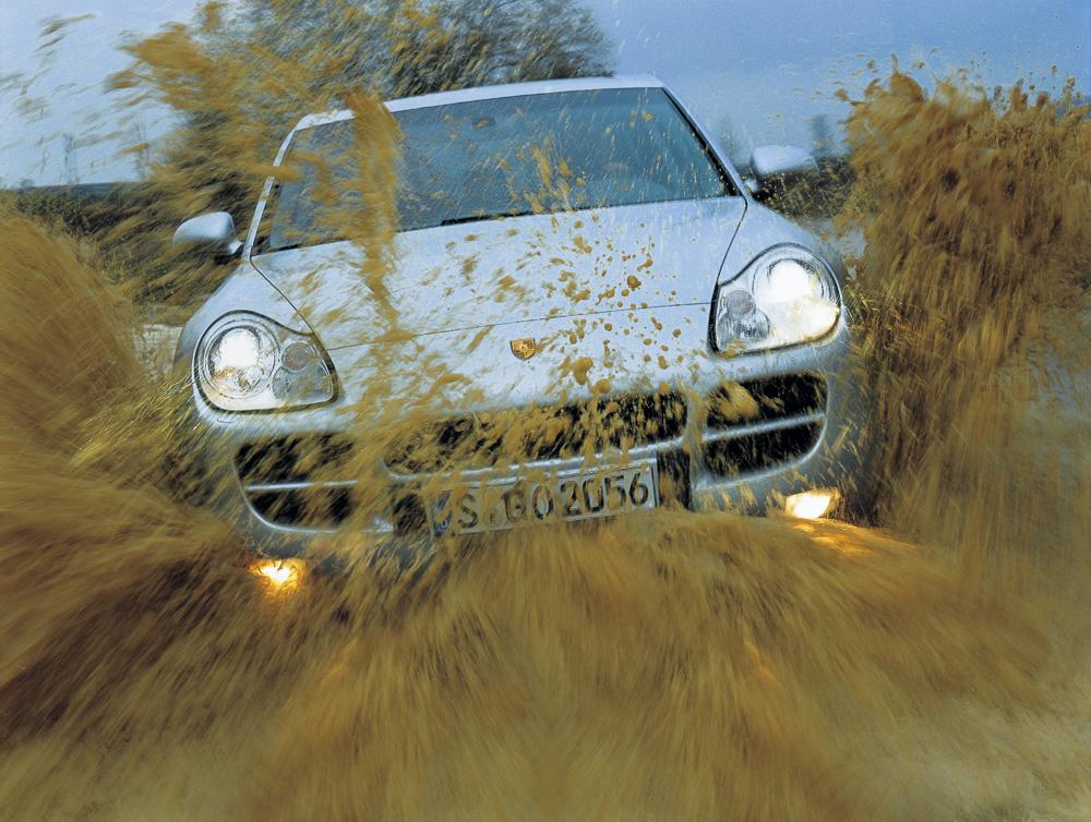 15 años del Porsche Cayenne. Foto cedida por 9OncePlus.