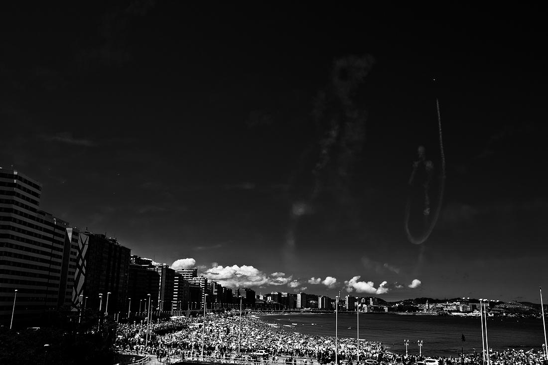 """12 + 1"" Festival aéreo de Gijón"