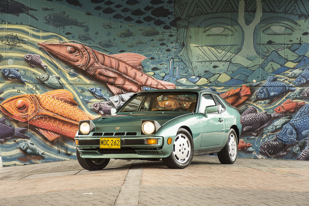 Porsche 924 Turbo. Foto cedida por 9OncePlus.