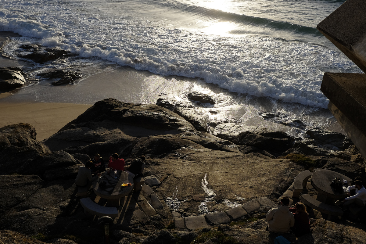 A Coruña, Galicia.