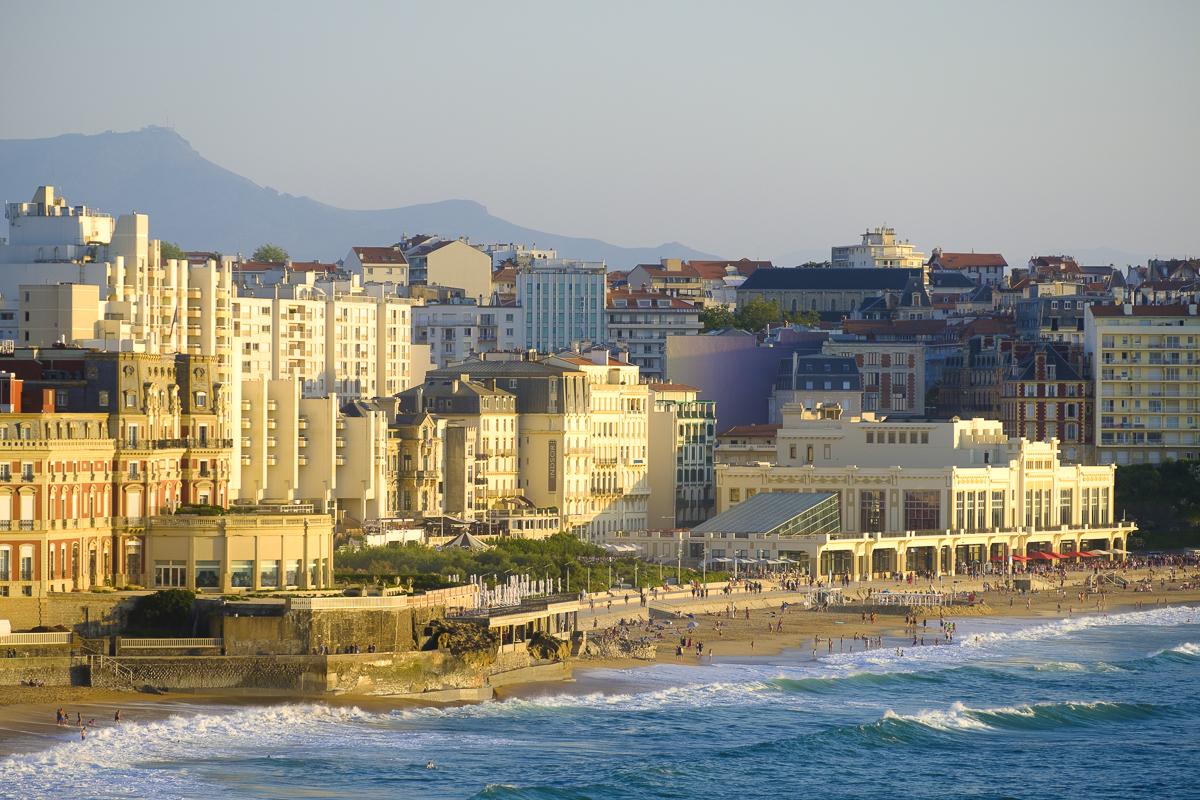 Biarritz, Francia.