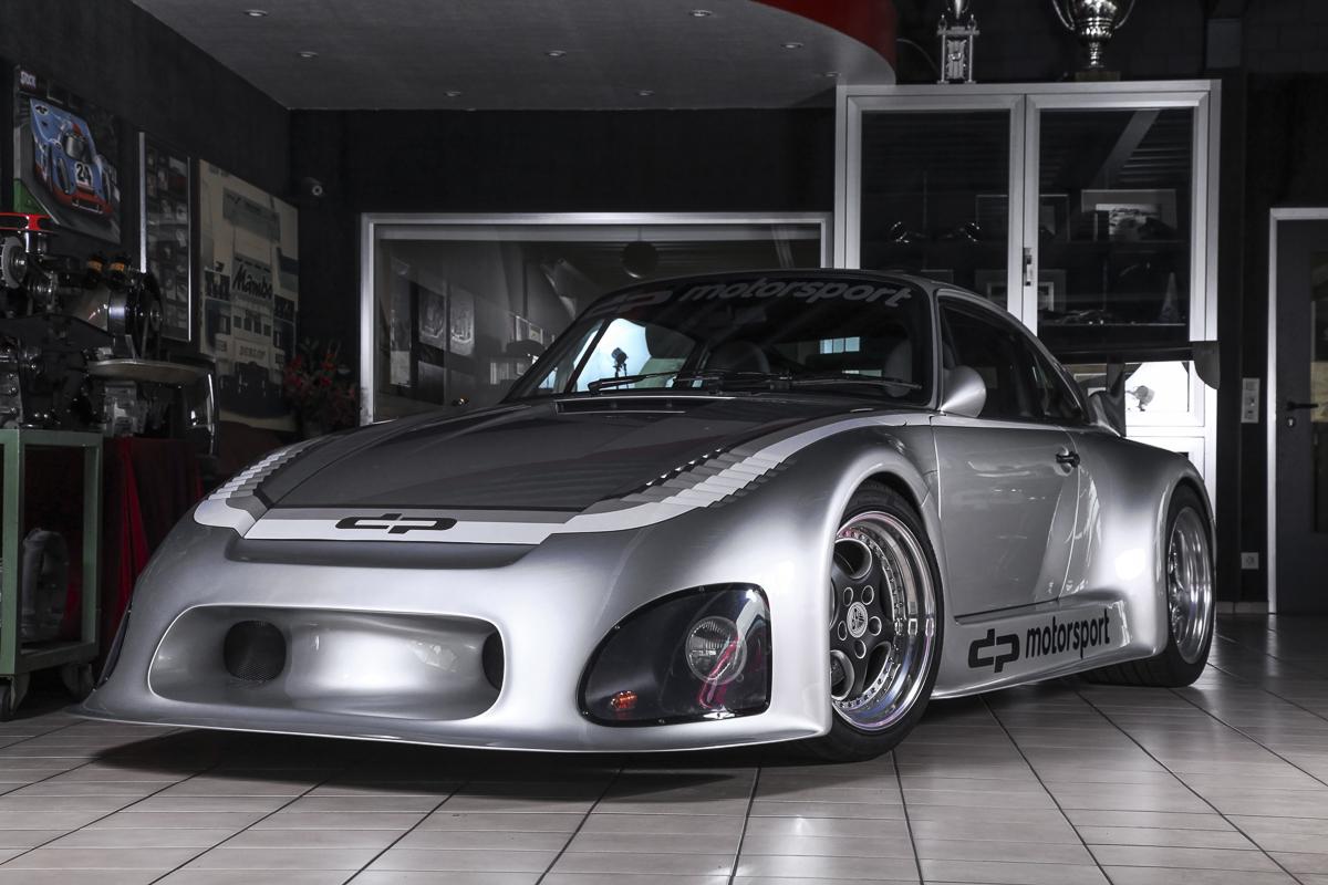 935 DP Motorsport. Foto cedida por 9OncePlus.