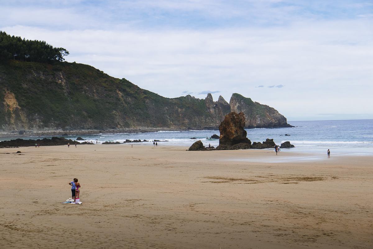 Playa del Aguilar.