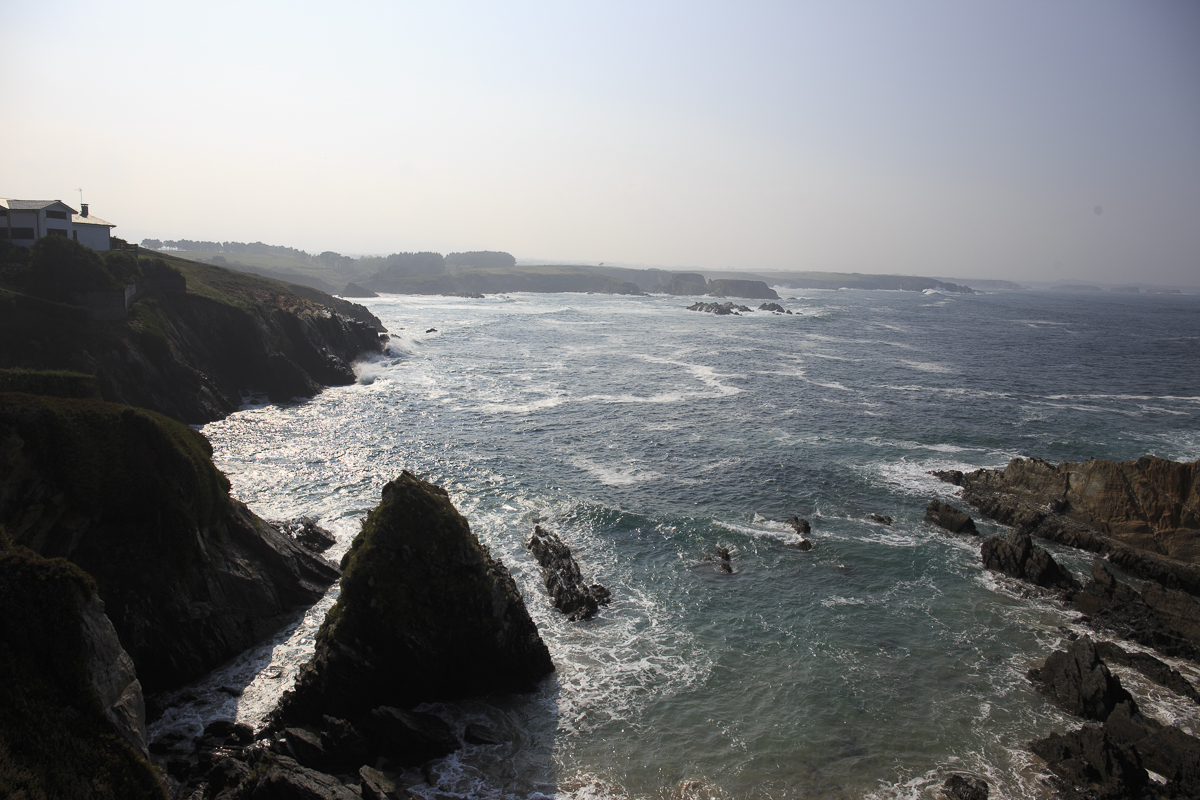 Vista desde Tapia de Casariego.