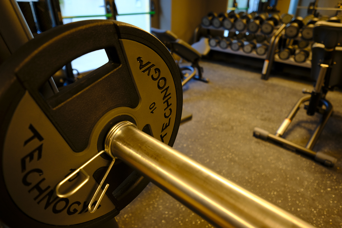No te equivoques en el enfoque: No son las pesas, es la gravedad!