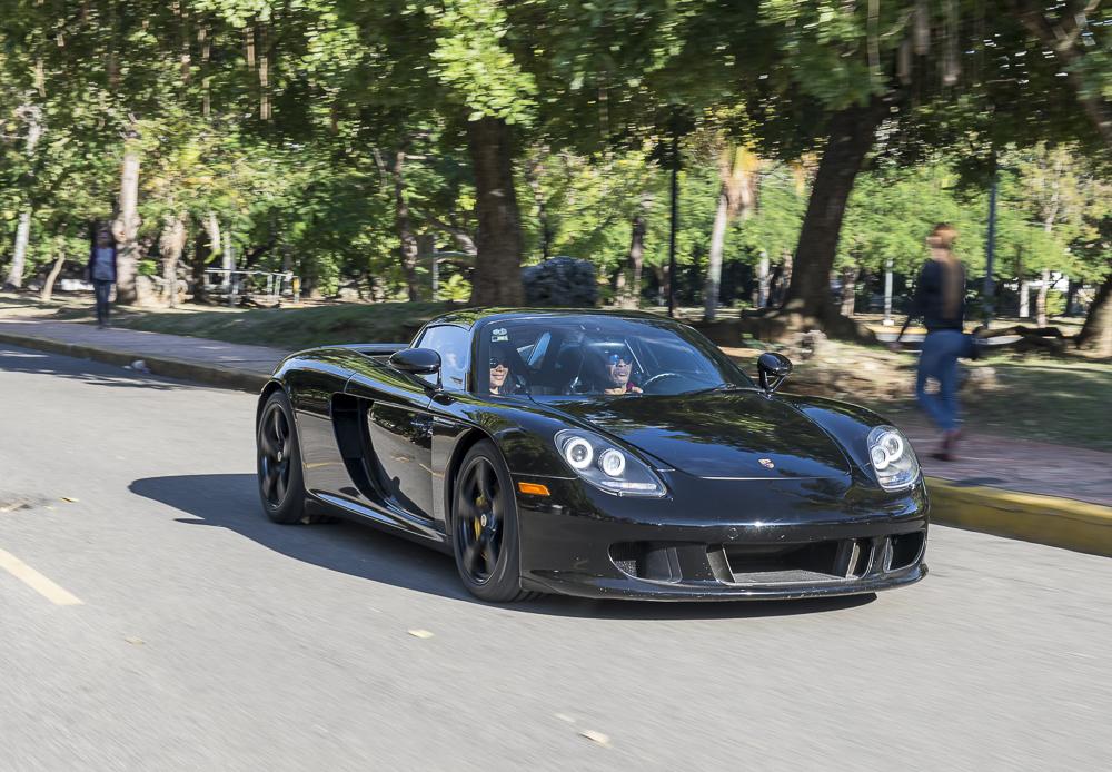Porsche Carrrera GT