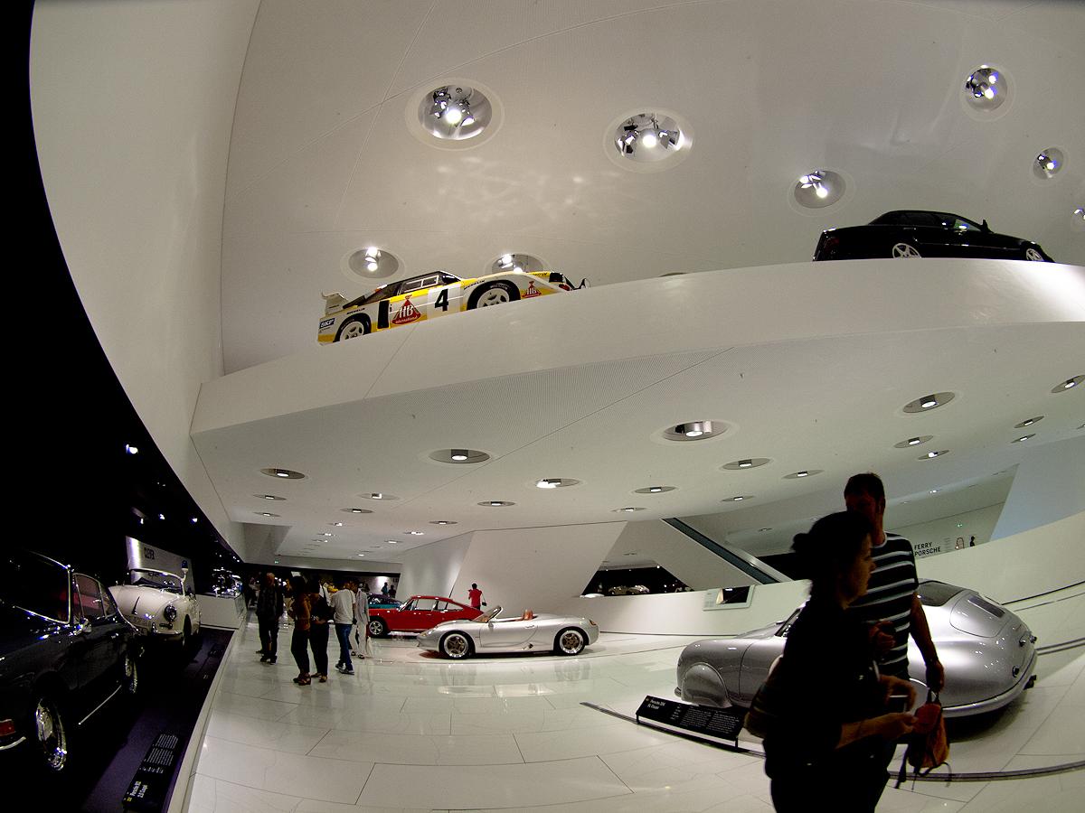 Y ese Audi de arriba?