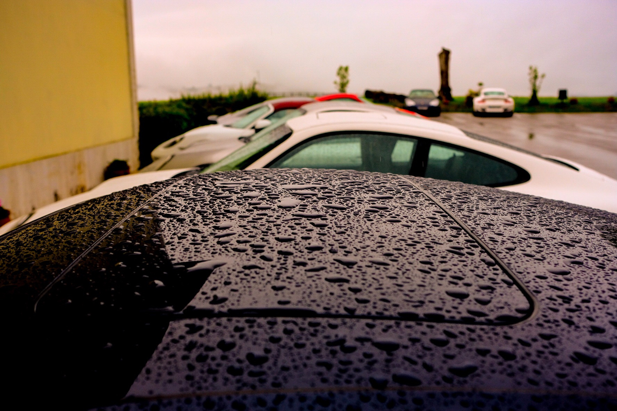 II Ruta Princesa. Quién dijo lluvia?