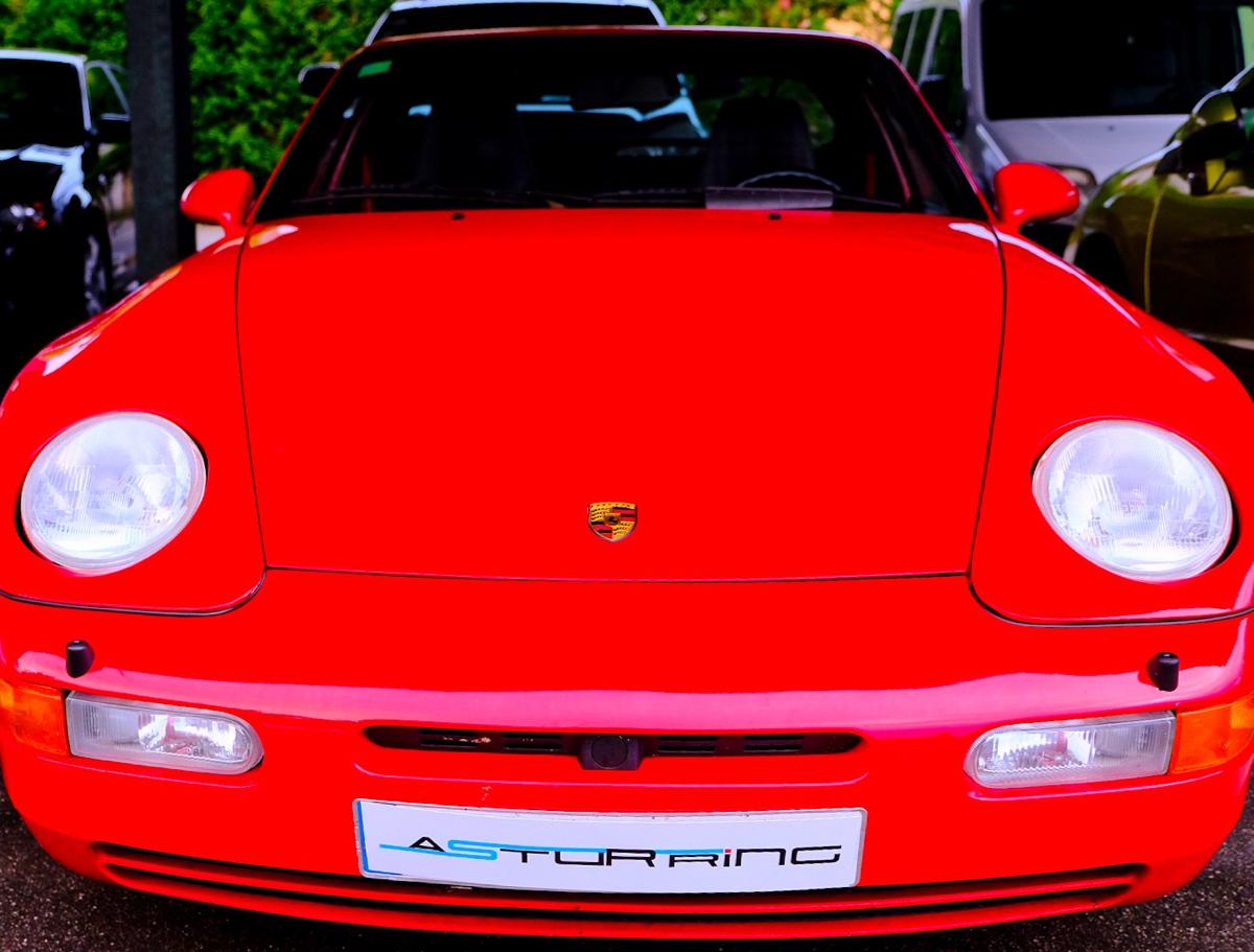 "II Ruta Princesa. Porsche 968 ""AsturRing Edition"""
