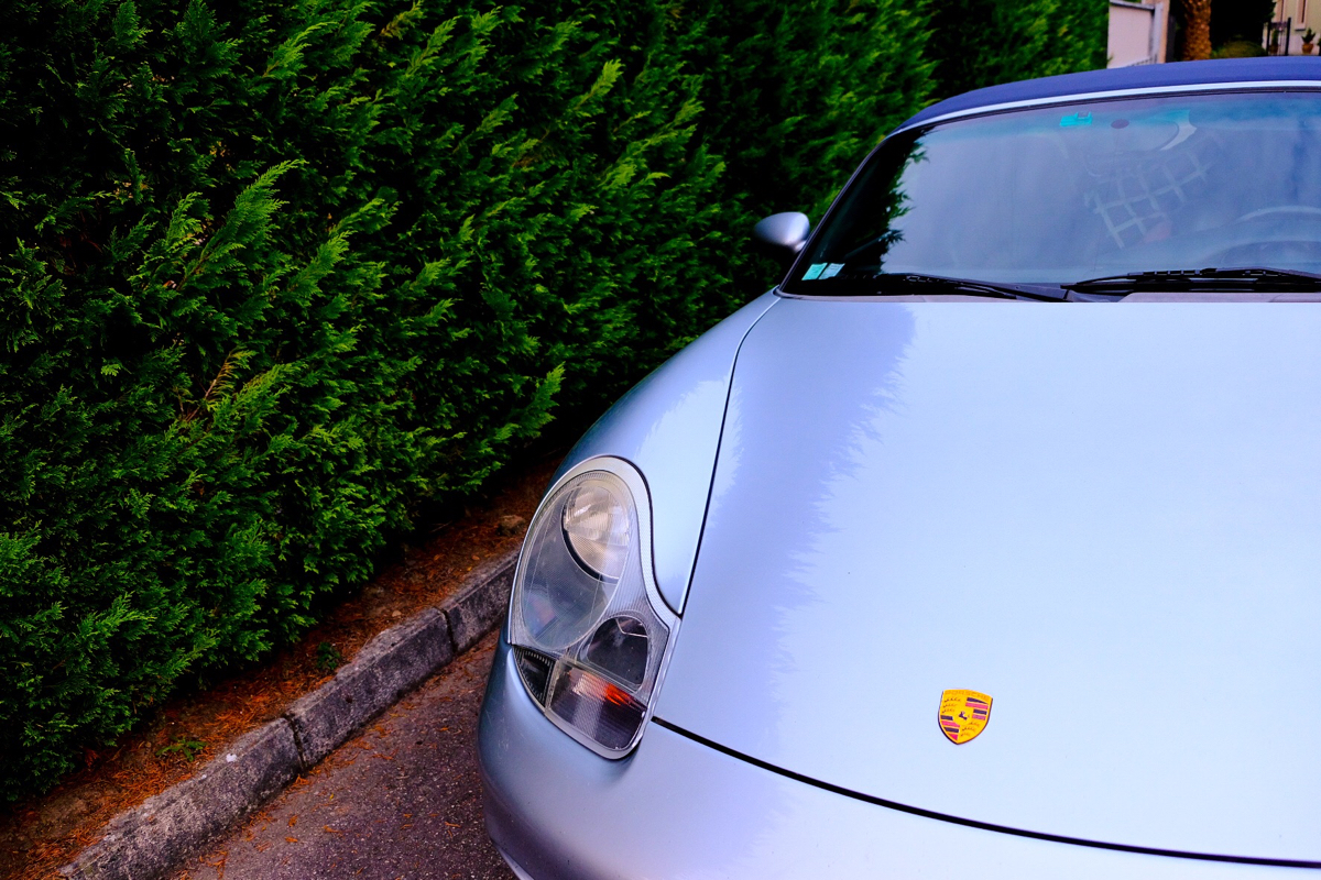 II Ruta Princesa. Porsche Boxster, ya un clásico.