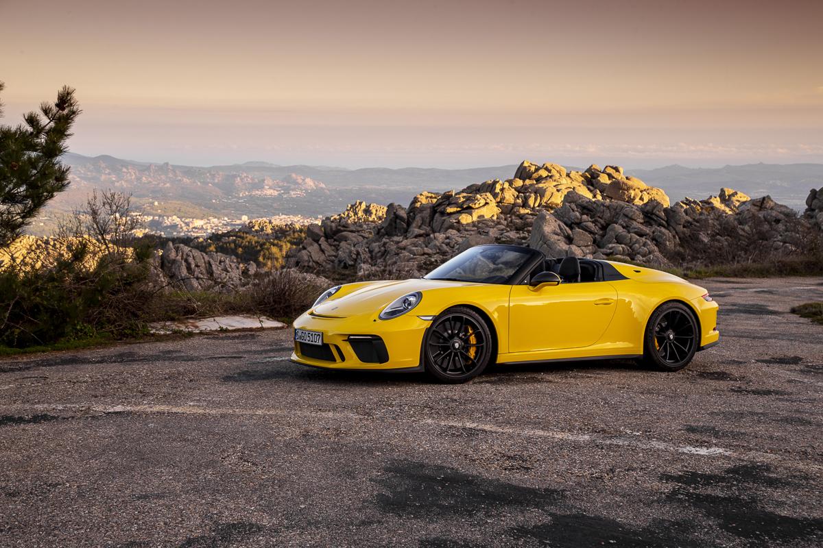 Porsche 991 Speedster. Foto cedida por 9OncePlus.