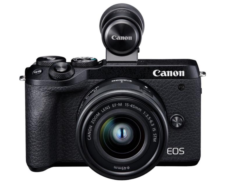 Canon M6 MkII